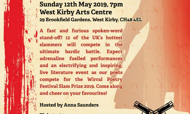 Slam Archives - Wirral Poetry Festival